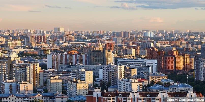 Наталья Сергунина рассказала об испытаниях летающего такси в Москве. Фото: М. Денисов mos.ru