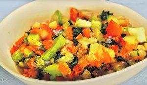 Овощное рагу / Фото: pixabay.com