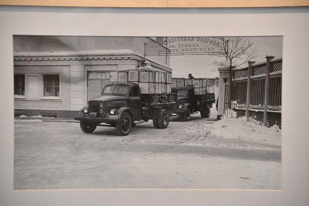 С 1927 года Рогожская чаеразвесочная фабрика товарищества «Караван» стала носить имя Ленина / Фото из архива С.Толстопятова